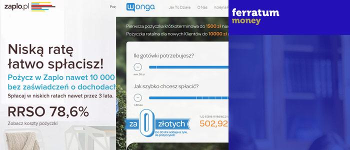 Pożyczki Pozabankowe już bez dodatkowych zaświadczeń