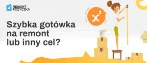 Remont Pożyczka - pożyczka na remont